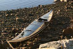 Petrel Pictures   Guillemot Kayaks - Small Wooden Boat Designs