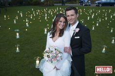 Harry Judd and Izzy Johnston wedding! So cute!