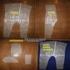 Resultado de imagem para como fazer molde de calça saruel infantil