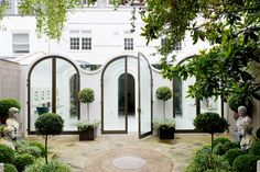Andy Martin Architects : Mews 4 | Flodeau