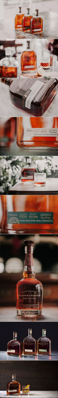 Woodford Reserve - Brand Evolution & Packaging Redesign — The Dieline - Branding & Packaging Design... - a grouped images picture - Pin Them All