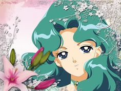 Wallpaper Sailor Moon 2013 | think Sailor Neptune is identic with green colour, like teal so for ...