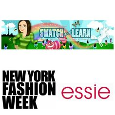 @essiepolish was everywhere during @NYFW and @swatchandlearn has you covered   Essie at New York Fashion Week: Days 1 & 2  http://www.swatchandlearn.com/essie-nyfw-days-1-2/#more-64846   #SwatchAndLearn #EssieNailPolish #Essie #EssieNails #NYFW #NYFW2015 #NewYorkFashionWeek #NY #NewYork #Fashion #nailart #nailpolish #nailtech #nailtechnician #manipedi #manicure #pedicure #nails #naildesigns #nail #polish #cosmetics