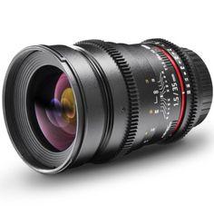Walimex Pro VDSLR 35mm 1:1,5 Foto- und Videoobjektiv (Filtergewinde 77mm) für Nikon F Objektivbajonett schwarz - http://kameras-kaufen.de/walimex-pro/walimex-pro-35mm-1-1-5-vdslr-foto-und-videoobjektiv-3