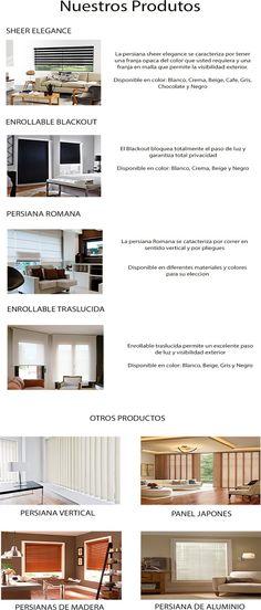 0d50ce440 Cortinas Modernas Persianas Blackout Sheer Elegance Romanas - $ 35.000 en Mercado  Libre