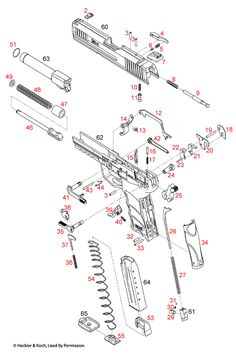 HK45   World's Largest Supplier of Firearm Accessories, Gun Parts and Gunsmithing Tools - BROWNELLS