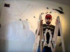 articulating wings ver 2 (progress update) - YouTube
