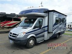 Used 2009 Fleetwood Rv Pulse 24a Motor Home Class C Diesel At