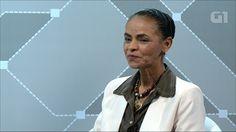G1 - Dilma quer ressuscitar o medo na campanha, afirma Marina Silva - notícias em Eleições 2014