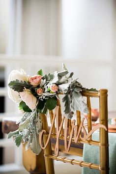Glam Mint and Rose Gold Wedding Inspiration with Minted | Artfully ...