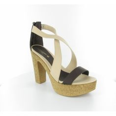 Sandalo in pelle by Ambrosiana #scarpe #donna #italianshoes