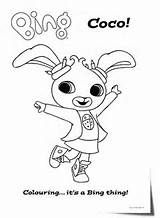 Noddy Coloring Picture See More Bing Cbeebies Colouring