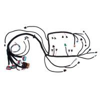 gen iv oxygen sensor extension harness 4 wire triangle gray ls 92 93 lt1 w t56 standalone wiring harness psiconversion
