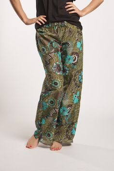 SEEMA Full (no border) - Punjammies - made by women in India rescued from forced prostitution seeking to rebuild their lives...