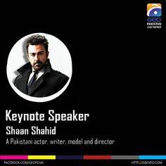 Meet #ShaanShahid, casted in #KhudaKayLiyay, leading Pakistani Actor, at the International Showbiz Expo by registering your FREE entry at http://isbexpo.com/ | ADNEC, Abu Dhabi | 21 - 23 October 2014 #showbiz #pakistan #cinemaindustry #cinema #pakistaniactors #abudhabi #entertainment #eventsinAbuDhabi
