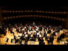 """Riccardo Muti and the Chicago Symphony Orchestra salute the Stanley Cup-winning Chicago Blackhawks with a surprise reprise of the anthem """"Chelsea Dagger."""" June, 2015"""
