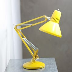 Best Of Yellow and Grey Lamp