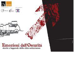 EMOZIONI DALL´OSCURITA´ Storie e leggende della città sotterranea 14 ottobre alle 21:00 e 22:30. #Hotelemilia #Portonovo