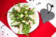 Drei-Gänge-Menu zum Valentinstag - Gaumenfreundin - Foodblog mit gesunden Rezepten