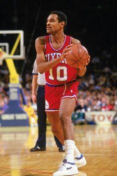 Mo Cheeks - Philadelphia 76ers