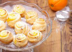 11 szuper recept, ha van otthon egy csomag leveles tészta | Mindmegette.hu Ciabatta, Cereal, Muffin, Food And Drink, Breakfast, Recipes, Happy, Chef Recipes, Kochen