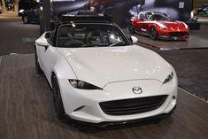 "Mazda To Debut More ""Aggressive"" 2016 MX 5 Club Edition In New York"