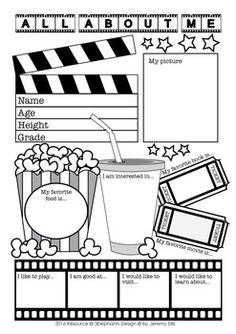 7 Kindergarten Worksheets Redesign All About Me Theme √ Kindergarten Worksheets Redesign . Free Worksheet Skylanders Upper and Lowercase Letters Hollywood Theme Classroom, Classroom Themes, Classroom Activities, Upper And Lowercase Letters, Lower Case Letters, Beginning Of The School Year, First Day Of School, All About Me Poster, All About Me Worksheet