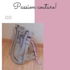 Anne Sophie Jadot sur Instagram: Et je ne sais pas si vous savez mais je fais aussi de la couture...voici un sac pour ma sœur...qui sera offert ce week-end 😉😍 #couture…