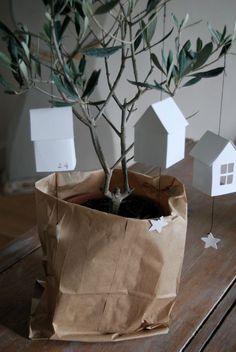 olive, xmas tree <3