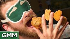 Good Mythical Morning - YouTube Good Mythical Morning, Chicken Nuggets, Trending Videos, Blinds, Youtube, Download Video, Beast, Life Hacks, Watch