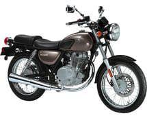 Motos para principiantes: Suzuki TU250X (4.399$)