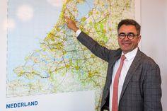 De heer Jos Wienen is de nieuwe burgemeester van @gemeentehaarlem. Gefeliciteerd!