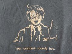 Hetalia America very funny tshirt anime by SausageWorks on Etsy, $20.00