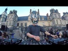 Boris Brejcha @ Château de Fontainebleau for Cercle - YouTube Candle Reading, Electro Music, Like Mike, Azula, Best Dj, Armin Van Buuren, Old Shows, Instagram And Snapchat, France