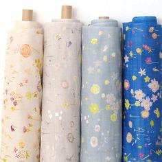 senritsu- nano iro fabrics