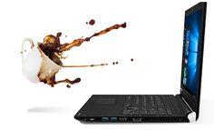 Toshiba Satellite Pro A50-C - DATA V BEZPEČÍ. Notebook testovaný na pády a poliatie. Monitor, Bluetooth, Laptop, Led, Laptops