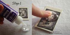 Saving with Sarah: DIY Photo Pendant for under $2.50!