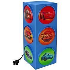 Disney Cars Traffic Light Photo: No Cars room is complete without this awesome Cars Traffic Light. It adds a unique and colorful touch to any childs room.