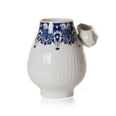 Moooi Vase Delft Blue Nr. 08