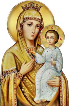 Mary Mother 4 by joeatta78 on DeviantArt