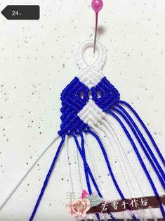 斜卷结手链教程(转载) 第24步 Crochet Earrings, Jewelry, Cute Bracelets, Jewlery, Jewerly, Schmuck, Jewels, Jewelery, Fine Jewelry