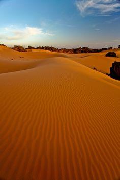 Sahara Desert, Africa (Libya)