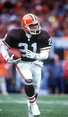 Eric Metcalf, Wide Receiver. B'day 01/23/68. Played for the BALTIMORE RAVENS 1999. Went to the Carolina Panthers