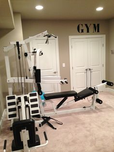 Fresh Cool Home Gyms