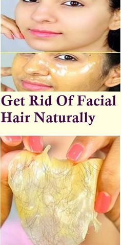 Get rid of facial hair once and for all- NO PAIN
