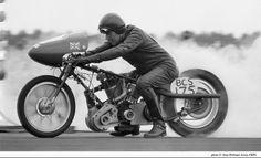 Jim Brown, 1260cc JAP