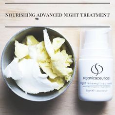 stimulate cell renewal, improve skin texture and enhance the complexion clarity. Skin Care Spa, Clarity, Skincare, Organic, Texture, Night, Food, Surface Finish, Skincare Routine