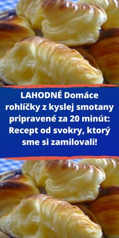 Slovak Recipes, No Bake Cake, A Table, Food And Drink, Appetizers, Bread, Homemade, Chicken, Baking
