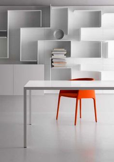 Fesselnd Bookshelves Are No Longer Just A Vertical Rectange. MDFITALIA