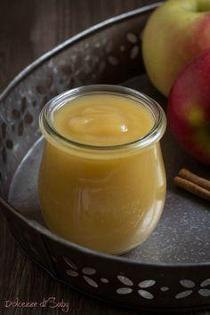 Mousse di mele (golosissima crema facile e veloce da fare)